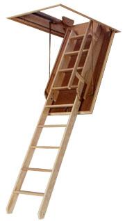 echelles escaliers escamotables de grenier en bois echelles fabricant passerelles. Black Bedroom Furniture Sets. Home Design Ideas