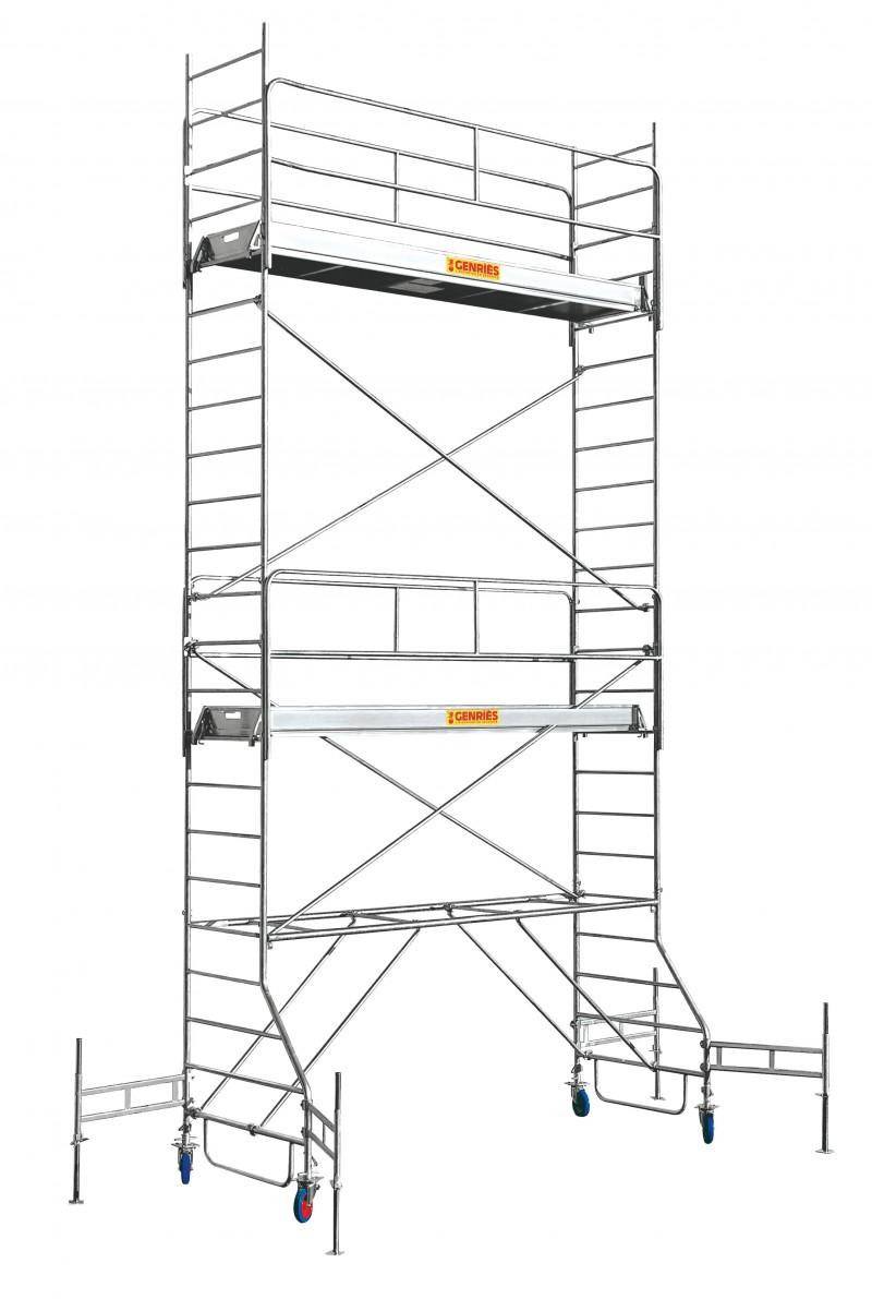 location echafaudage roulant acier galvanis d 600. Black Bedroom Furniture Sets. Home Design Ideas